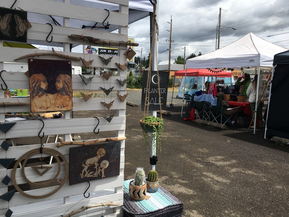 Whiteaker Community Market, Summer 2018